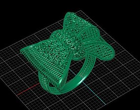 ring ultra vision jewelry designer 3D print model
