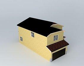 House southwestern 3D