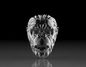 Bead the monkey 3D print model