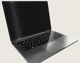 Generic Ultrabook Laptop Notebook 3D model