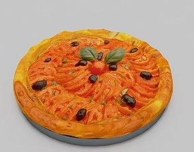 italian Pizza 3D
