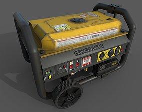 3D asset Mini Generator