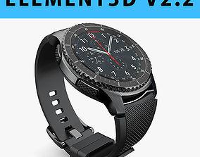 E3D - Samsung Gear S3 Frontier