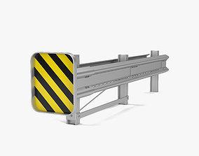 Guardrail town 3D