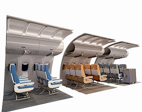 3D Airplane chair 3 colors