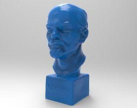 3D printable model Lenin sculpt