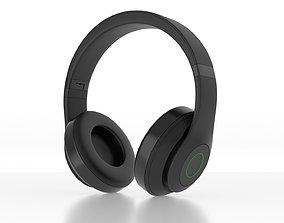 headset Headphones 3D