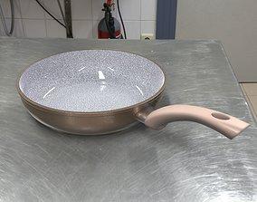 3D print model Frying pan