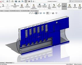 3D printable model Plug Euro Lock