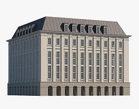 Historic Building 003 3D