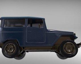Matchbox toy car anaconda 3D