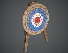 3D model Target Medieval