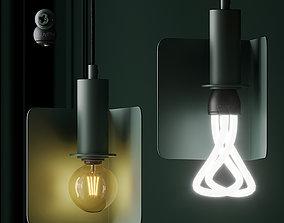 3D CORNER Lamp Big by FILD