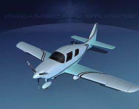 3D Cessna 400 TTx V04