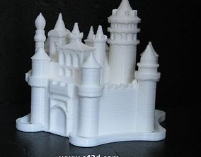 Dream Castle 3D print model