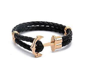bracelets Anchor 3D print model