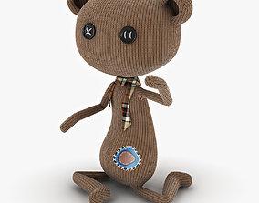 3D asset Bear - Puppet