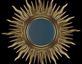 3D model Mirror Sun Astro