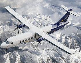 ATR-72 600 Inter Sky 3D