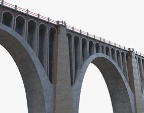 3D Road bridge segment