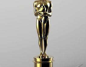 Oscar Fan art For 3Dprint awards