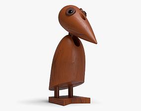 3D model Wooden Karasu