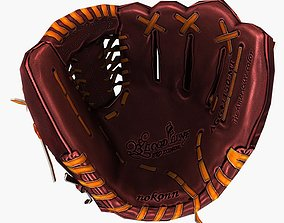 Baseball Glove 3D