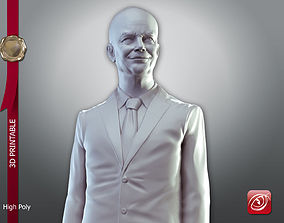 3D print model Dwight D Eisenhower Stand