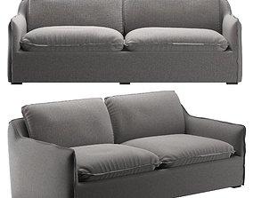 Antibes Sofa 3D asset