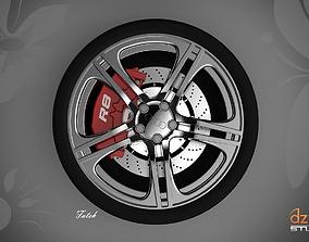 3D model Tire disc brake Lagent