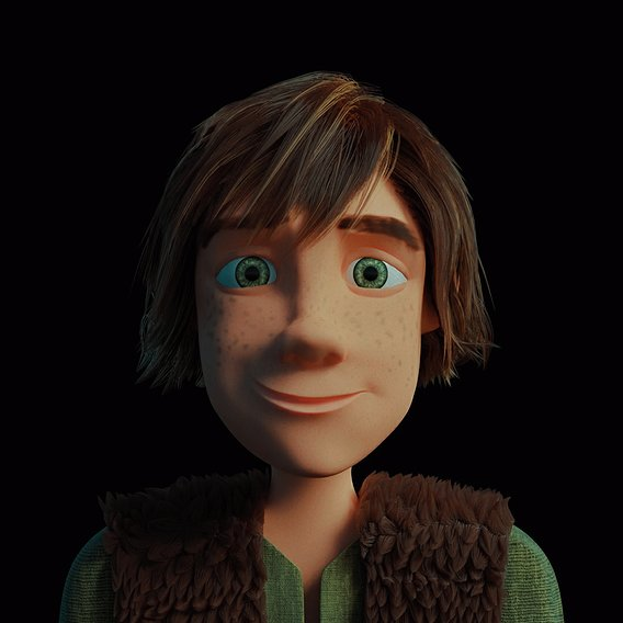 Hiccup - How To Train Your Dragon