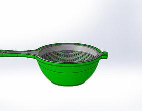 3D printable model basket two