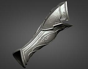 3D print model Sylvanas Windrunner - Lower Leg Armor