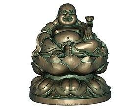 Maitreya 3D print model 3D model realtime