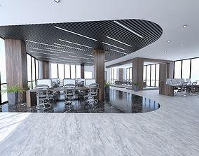Prestige General Office Scene 3D