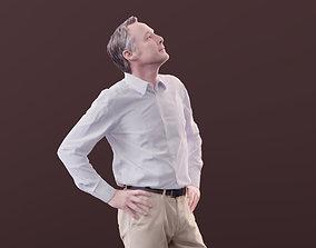 3D model Carlos 10186 - Standing Business Man