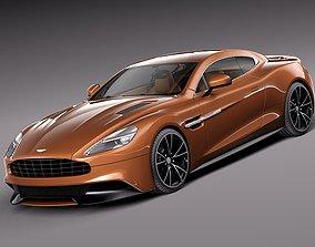 3D Aston Martin 2013 AM 310 Vanquish