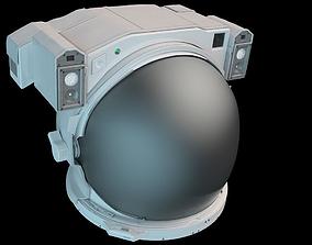 Space Helmet 3D