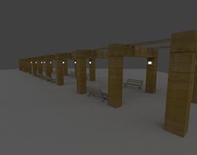 PASSAGE 3D model