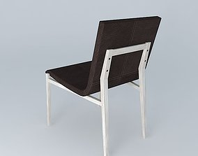 3D Holly Hunt Dining chair