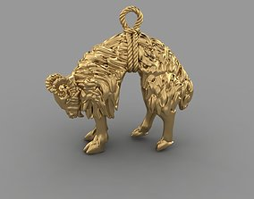 ram necklaces 3D printable model