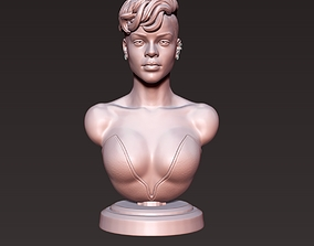 Rihanna sculpture Ready to Print