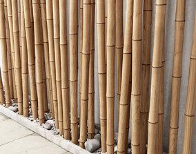 Bamboo decor n17 3D model