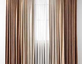 3D model Curtain 138