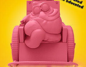 GUM FROM SAUSAGE PARTY MOVIE STEPHEN 3D print model