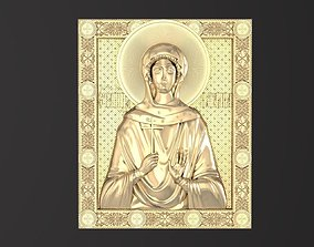 3D printable model religion Russian icon