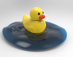 3D print model Duck Toy