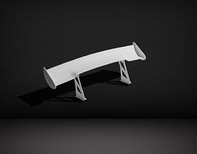 NRG Universal Type Wing 3D asset