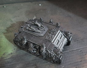 Lord of Lust custom Tank 3D printable model