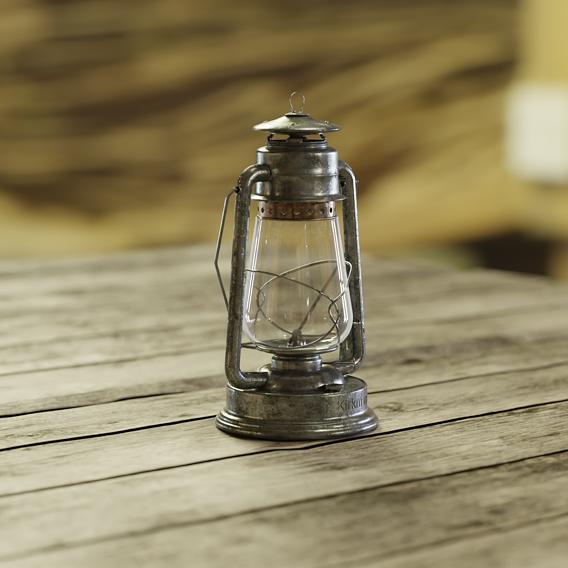 Kirkman Oil Lamp